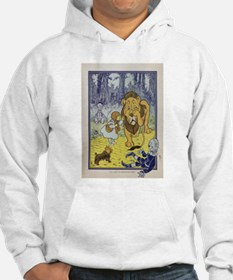 Cowardly_Lion_from_Dorothy_Wizar Jumper Hoody