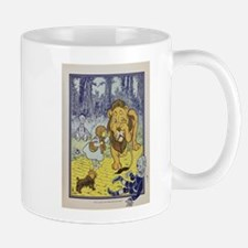 Cowardly_Lion_from_Dorothy_Wizard_of_Oz_1901 Mugs