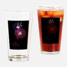 Vivid Surge Drinking Glass