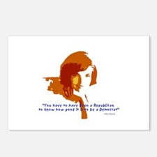 Jackie Kennedy Postcards (Package of 8)