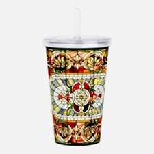 Regal-Splendor-Stained Acrylic Double-wall Tumbler