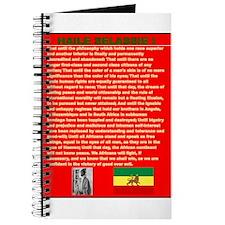 Selassie Speech to U N 1963 War Speech Journal
