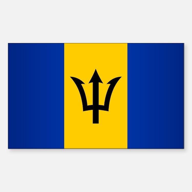 Barbados Decal