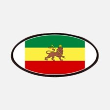 Roots-Music-Flag-Ethiopia Patch