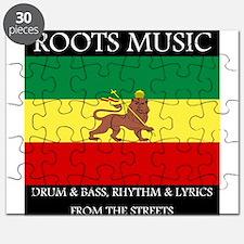Roots-Music-Flag-Ethiopia Puzzle