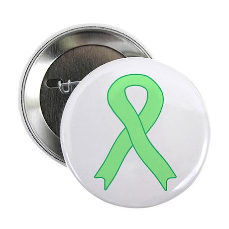 Light Green Ribbon Button