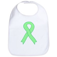 Light Green Ribbon Bib