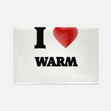 I love Warm Magnets