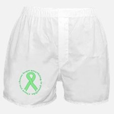 Lt. Green Hope Boxer Shorts
