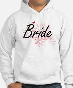 Bride Artistic Design with Butte Hoodie