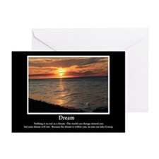 Dream Motivational Greeting Cards (Pk of 20)