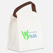 asl_hand_learning.png Canvas Lunch Bag