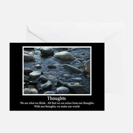 Thoughts Inspiring Greeting Cards (Pk of 20)