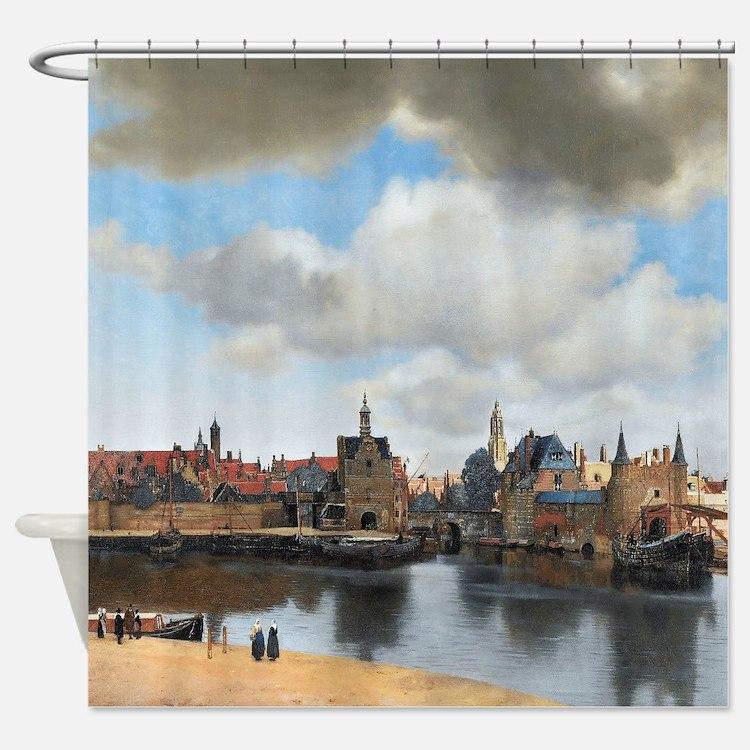 john brack and johannes vermeer essay