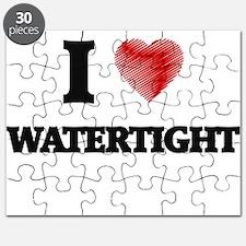 I love Watertight Puzzle
