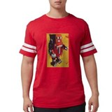 Anime manga Mens Football Shirts