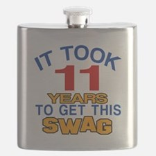 It Took 11 Years To Get This Swag Flask