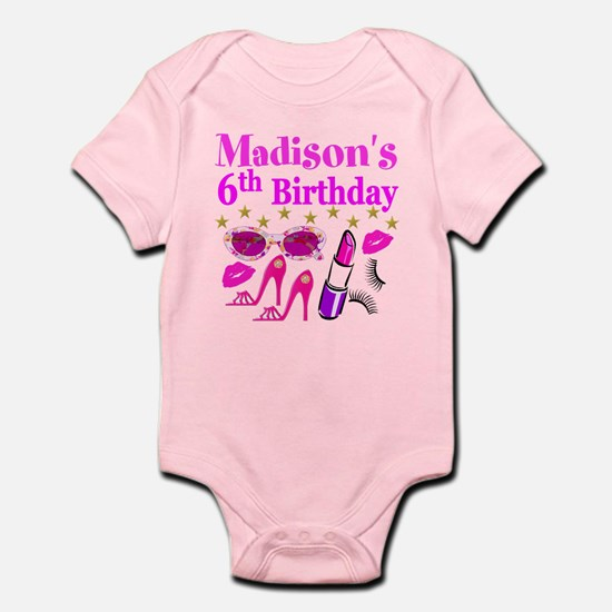 PERSONALIZED 6TH Infant Bodysuit