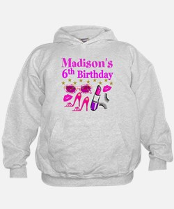 PERSONALIZED 6TH Hoodie