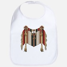 Cute Native american Bib