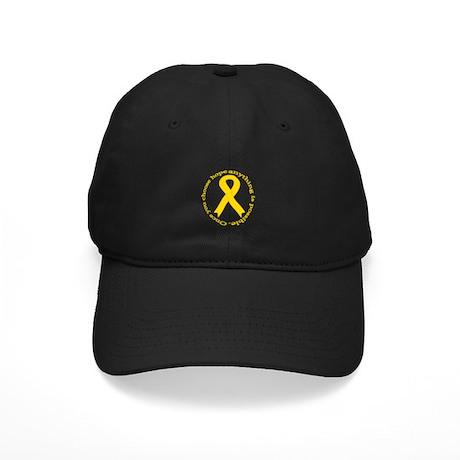 Gold Hope Black Cap