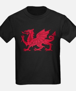 Welsh Dragon T