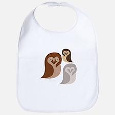 Owlets Bib