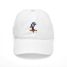 Mohawk Cockatiel Cap