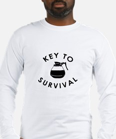 Key To Survival Long Sleeve T-Shirt
