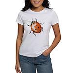 Ladybug Beetle (Front) Women's T-Shirt