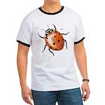 Ladybug Beetle Ringer T