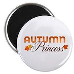 Autumn Princess Magnet