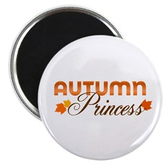 Autumn Princess Magnet