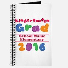 Kindergarten - Class of 2016 Journal