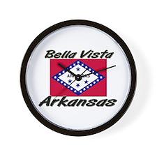 Bella Vista Arkansas Wall Clock