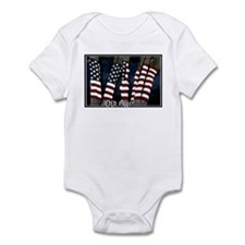 Old Glory Infant Bodysuit