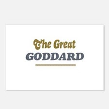Goddard	 Postcards (Package of 8)