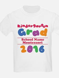 Kindergarten - Class of 2016 T-Shirt