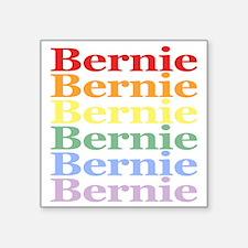 Bernie Rainbow Sticker