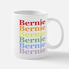 Bernie Rainbow Mugs