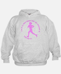 Funny Trackers Hoodie