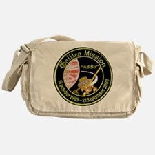 Galileo Ending Logo Messenger Bag