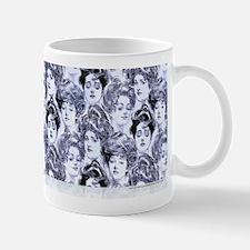 'The Gibson Girls' Mugs