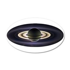 Earth From Saturn Wall Decal