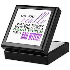 Do You Really Wanna Know? Keepsake Box