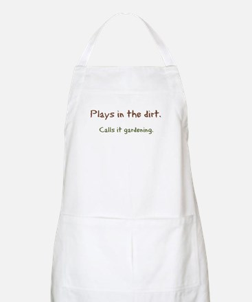 Plays in Dirt Apron