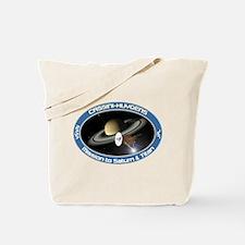 Cassini Saturn Tote Bag