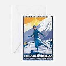 Vintage France Italy Postcard Greeting Card
