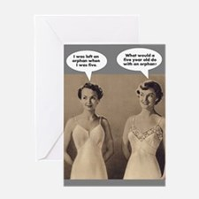 Funniest Conversation Ever Greeting Cards