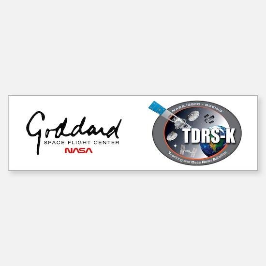 TDRS-K Sticker (Bumper)
